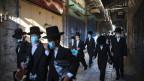 Erneuter Lockdown für Israelis.