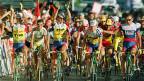 Tour de France 1998, auf der 17. Etappe zwischen Albertville und Aix-les-Bains, am 29. Juli 1998.