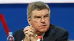 Der 59-jährige Deutsche Thomas Bach ist neuer Präsident des Inernationalen Olympischen Komitees.