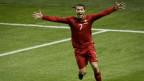 Ronaldo, Ronaldo, Ronaldo: 3 Tore, 1 Spieler.