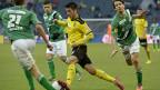 YB gegen den FC St. Gallen am 15. Dezember - das letzte Spiel vor der Winterpause.