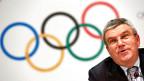IOC-Präsident Thomas Bach am vergangenen Wochenende in Monaco.