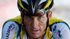 Der US-amerikanische Radrennfahrer an der Tour Tour de France 2009. Dopingsündern wie ihm drohen ab 2015 vier Jahre Ausschluss aus dem Sportverband; allerdings gibt es viele Ausnahmen.