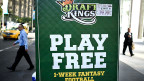 Keines der multinationalen Unternehmen in den USA hat im September und Oktober mehr landesweite Fernseh-Spots geschaltet als die Fantasy Sports Anbieter FanDuel und Draft Kings.