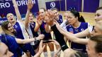 Was im Volleyball der Frauen diskutiert wird, gibt es im Schweizer Sport sonst nirgends. Das sogenannte «Herausforderer-Modell» ist weltweit nur im Boxen und im Segeln gängig.