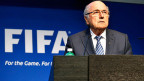 Noch-Fifa-Chef Sepp Blatter hält sich vorerst still - in der Schweiz.