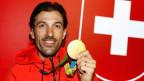 Der Schweizer Goldmedaillen-Gewinner im Zeitfahren Fabian Cancellara darf mit seinem Erfolg an den olympischen Spielen keine Werbung machen.