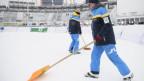 Rund 1300 Voluntaris helfen bei der Ski-WM in St. Moritz.