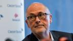 Peter Gilliéron, der Präsident des Schweizerischen Fussballverbandes.