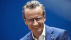 BASPO-Direktor Matthias Remund ist Gast von Barbara Peter.
