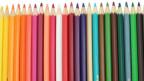 Bunte Palette: Stifte von Faber-Castell
