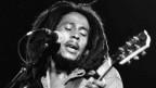 War auch Stimme der dritten Welt: Bob Marley.