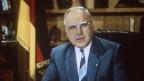 Kanzler der Wiedervereinigung: Helmut Kohl.