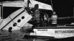 Zwei Passagiere verschwunden: Cesna, Bodensee, 1994.