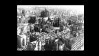 Zerstörung ohne militärischen Sinn: Dresden, 1945.