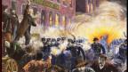Tumult mit Folgen: Chicago, 1886.