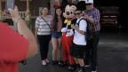 Vergnügungspark der Superlative: Disneyland,Kalifornien.