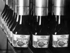 Produktion der unverwechselbaren Fläschchen mit Maggi-Würze (undatiertes Archivbild)