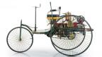 Patent für das erste Auto
