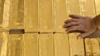 Goldlager der Zürcher Kantonalbank