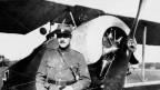 Nach dem Krieg wurden die Flugzeuge umgebaut