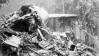 Bei Hochwald sterben bei einem Flugzeugabsturz 108 Personen