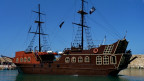 Piraten - eine Gefahr für Seefahrer