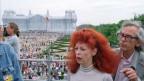 Audio «Heute vor 24 Jahren: Verhüllung des Reichstags in Berlin» abspielen.