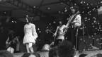 Rolling Stones live im Hyde Park, 1969