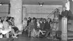 1968 feiert der Schweizerische Alpen-Frauen-Club sein 50-jähriges Bestehen in Montreux