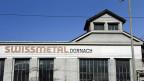 Das Werk von Swismetal in Dornach - seit kurzem in chineischem Besitz.