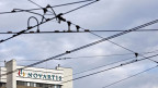 Novartis-Hauptsitz in Basel.