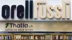 Thalia und Orell Füssli wollen künftig zusammen geschäften.
