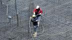 Die Schweizer Bauwirtschaft stagniert.