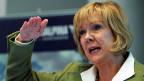 Monika Ribar, CEO des weltweit viertgrössten Logistikkonzerns.