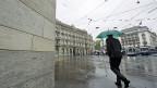 Auch die Schweiz taucht in den Recherchen auf: Blick auf den Zürcher Paradeplatz.