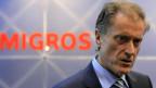 Herbert Bolliger, CEO Migros Schweiz.