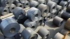 In einem türkischen Stahlunternehmen.