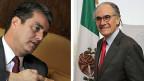Einer von ihnen wird der neue WTO-Chef: Der Brasilianer Roberto Azevedo oder der Mexikaner Herminio Blanco.