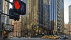Sitz der UBS an der Park Avenue in New York City.