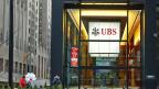 UBS-Niederlassung an der Park Avenue in New York City.