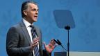 UBS-CEO Sergio Ermotti. Die UBS kauft den sogenannten Stablisierungsfonds der Nationalbank bis Ende Jahr zurück.