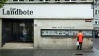 Redaktionsgebäude des Landboten in Winterthur.