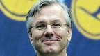 Christoph Franz - bei Lufthansa gilt er als Sparfuchs.
