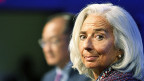IWF-Chefin Christine Lagarde.