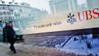 Die UBS hat das gute Resultat für das zurückliegende Jahr mit einer Steuergutschrift von 110 Millionen Franken aufpoliert.