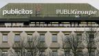 Die Publicitas wird deutsch.