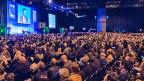 Der Onkologenkongress in Chicago.