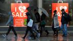 Der private Konsum hat gegenüber dem Vorquartal um 0,2 Prozent zugenommen.