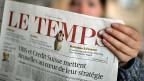 Beim Kauf von «Le Temps» hatte Ringier erklärt, es sei eine Herzensangelegenheit, die französischsprachige Qualitätszeitung weiter zu pflegen. Nichts als leere Worte?
